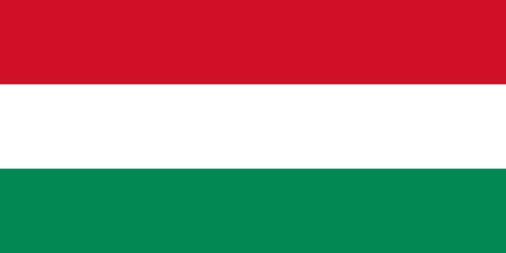 旗 ハンガリー