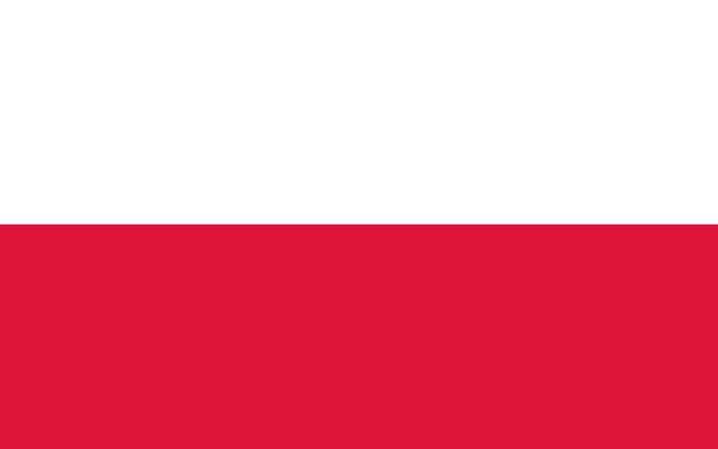国旗 ポーランド