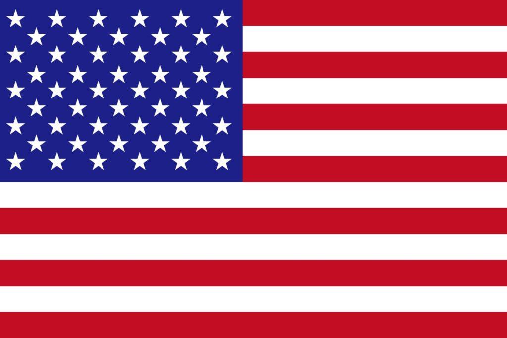 アメリカ合衆国 旗