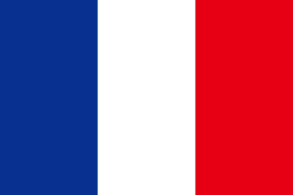 旗 フランス