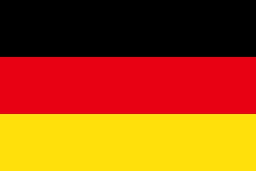 旗 ドイツ